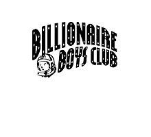 Billionaire Boys Club Photographic Print