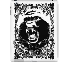 Guerrilla Squad -black- iPad Case/Skin