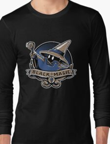 Black Magic School Long Sleeve T-Shirt