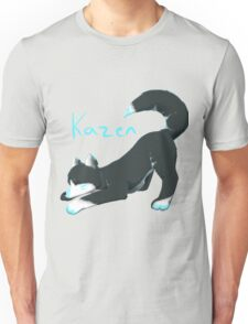 Kazen the wolf :D Unisex T-Shirt