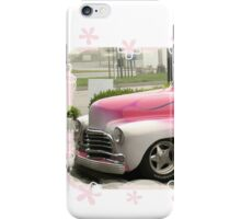 Peachy Keen... prints and products iPhone Case/Skin