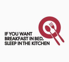 Breakfast in Bed by artpolitic