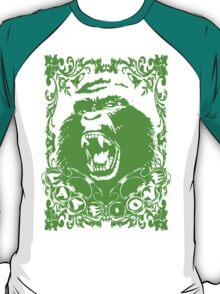 Guerrilla Squad -lime green- T-Shirt