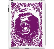 Guerrilla Squad -purple- iPad Case/Skin
