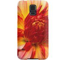 Flower - Dahlia - Natures breath taker Samsung Galaxy Case/Skin