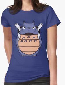 TotoStoise Womens Fitted T-Shirt