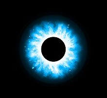 Total Eclipse of the Eye by AnishaCreations