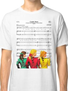 Step into my Candy Store Classic T-Shirt