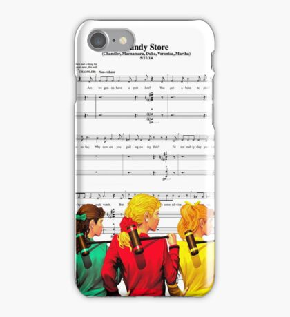 Step into my Candy Store iPhone Case/Skin