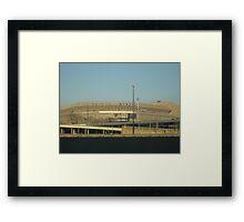 Original Yankee Stadium Framed Print