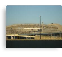 Original Yankee Stadium Canvas Print