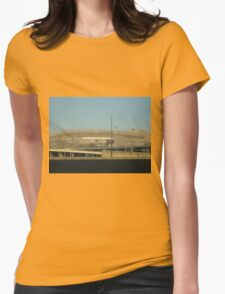 Original Yankee Stadium Womens Fitted T-Shirt