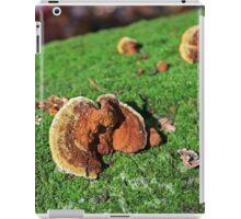 Elephants in Tall Grass iPad Case/Skin