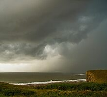 Storm over the Channel by Nick Jenkins