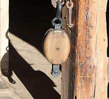 Block and Tackle 1 by marybedy