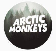 ARCTIC MONKEYS // WOODS by AlexP1
