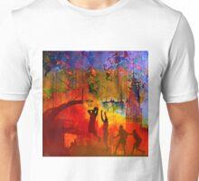 A summer in New York Unisex T-Shirt