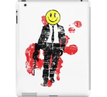 Smiley Hitman iPad Case/Skin