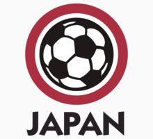Japan Football / Soccer by artpolitic