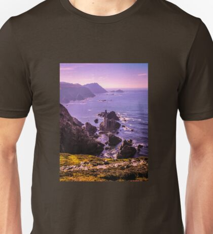 Sunset Over Glenlough - Ireland Unisex T-Shirt