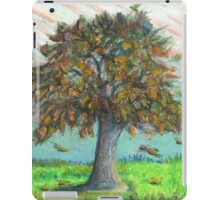 Fall Tree iPad Case/Skin