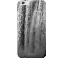 Iceland - Skógafoss Waterfall iPhone Case/Skin