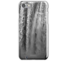 Iceland - Skógafoss Waterfall iPhone Case/Skin