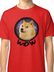such wow - Chronicles of Doge (Volume I) Classic T-Shirt