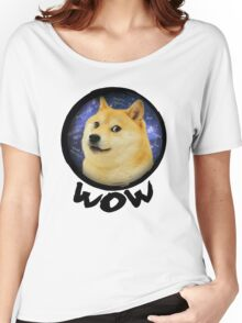 such wow - Chronicles of Doge (Volume I) Women's Relaxed Fit T-Shirt