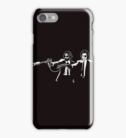 Kurt Fiction iPhone Case/Skin