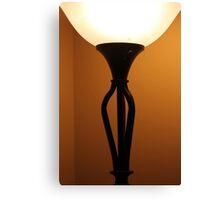 Deco Lamp 5 Canvas Print