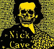 Nick Cave by FlyingSufi