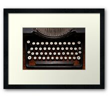 Steampunk - Things that changed Framed Print