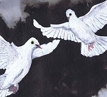 DOVES by Hares & Critters
