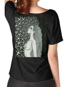 Blek Women's Relaxed Fit T-Shirt