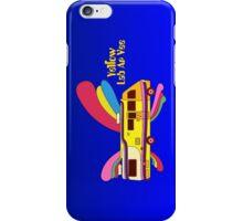 Yellow Lab RV iPhone Case/Skin