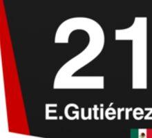 F1 2014 - #21 Gutiérrez Sticker