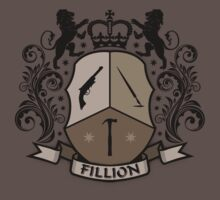 Fillion Character Crest by M Dean Jones