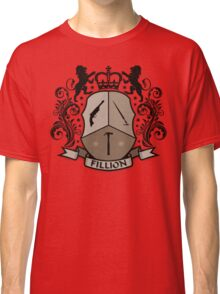 Fillion Character Crest Classic T-Shirt