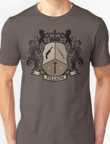 Fillion Character Crest T-Shirt