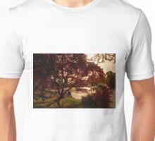 Light over the lake` Unisex T-Shirt