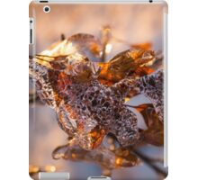 Mother Nature's Christmas Decorations – Oak Leaves Jewelry iPad Case/Skin