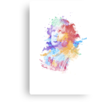 Tyrion Lannister Water Painting  Canvas Print