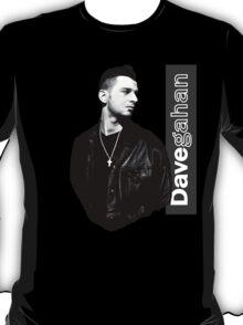 Depeche Mode : 90's Dave Gahan Digitalpaint T-Shirt