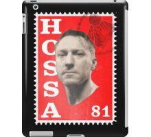 Post Hossa iPad Case/Skin