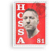 Post Hossa Metal Print