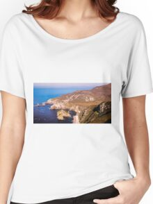 Majestic Glenlough - County Donegal, Ireland Women's Relaxed Fit T-Shirt
