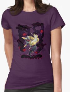 Giratina Origin Womens Fitted T-Shirt