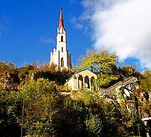 Marain Shrine Locherboden by Elzbieta Fazel