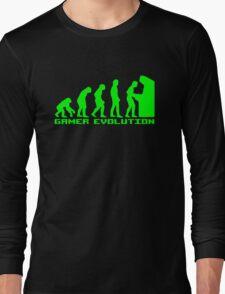 Gamer Evolution Long Sleeve T-Shirt